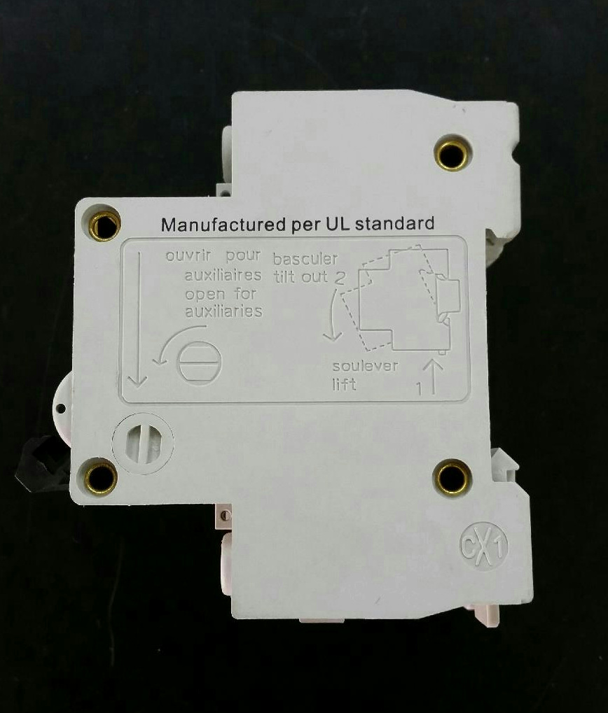 0d1004e Guardian Generator Circuit Breaker 50a 400v 2 Pole Ebay