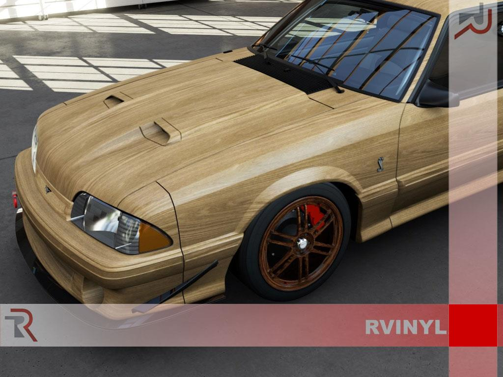 rwraps wood grain vinyl wrap sheet film roll for auto decals emblems more ebay. Black Bedroom Furniture Sets. Home Design Ideas