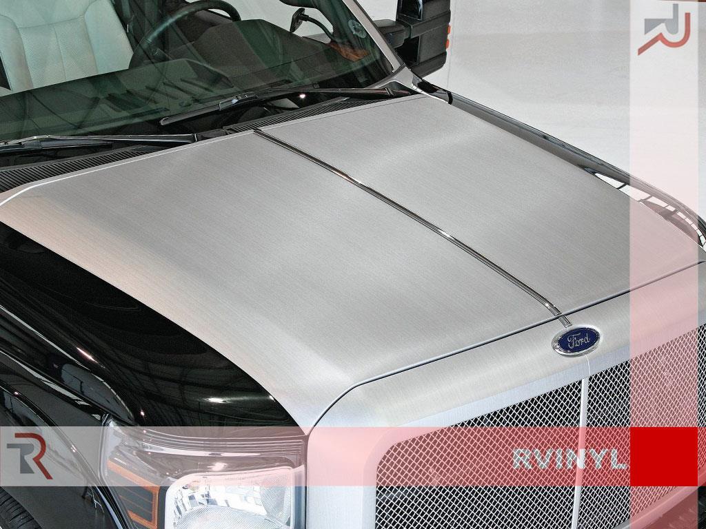 Rwraps Aluminum Vinyl Wrap Sheet Film Roll For Hood Roof