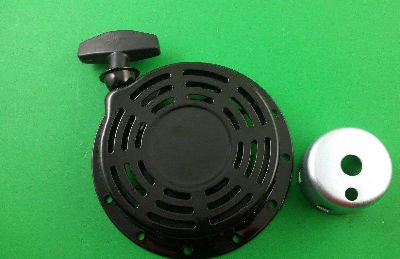 Generac 0e9483 portable generator recoil gn 360 gn 410 for Who makes generac motors