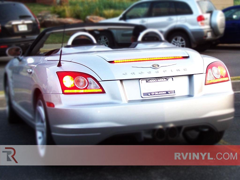 Rtint Tail Light Tint Precut Smoked Film Covers For