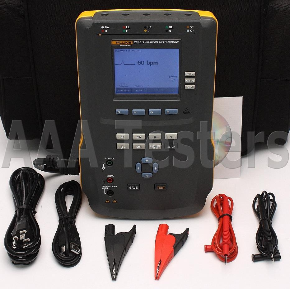 electrical safety analyzers for medical equipments pdf