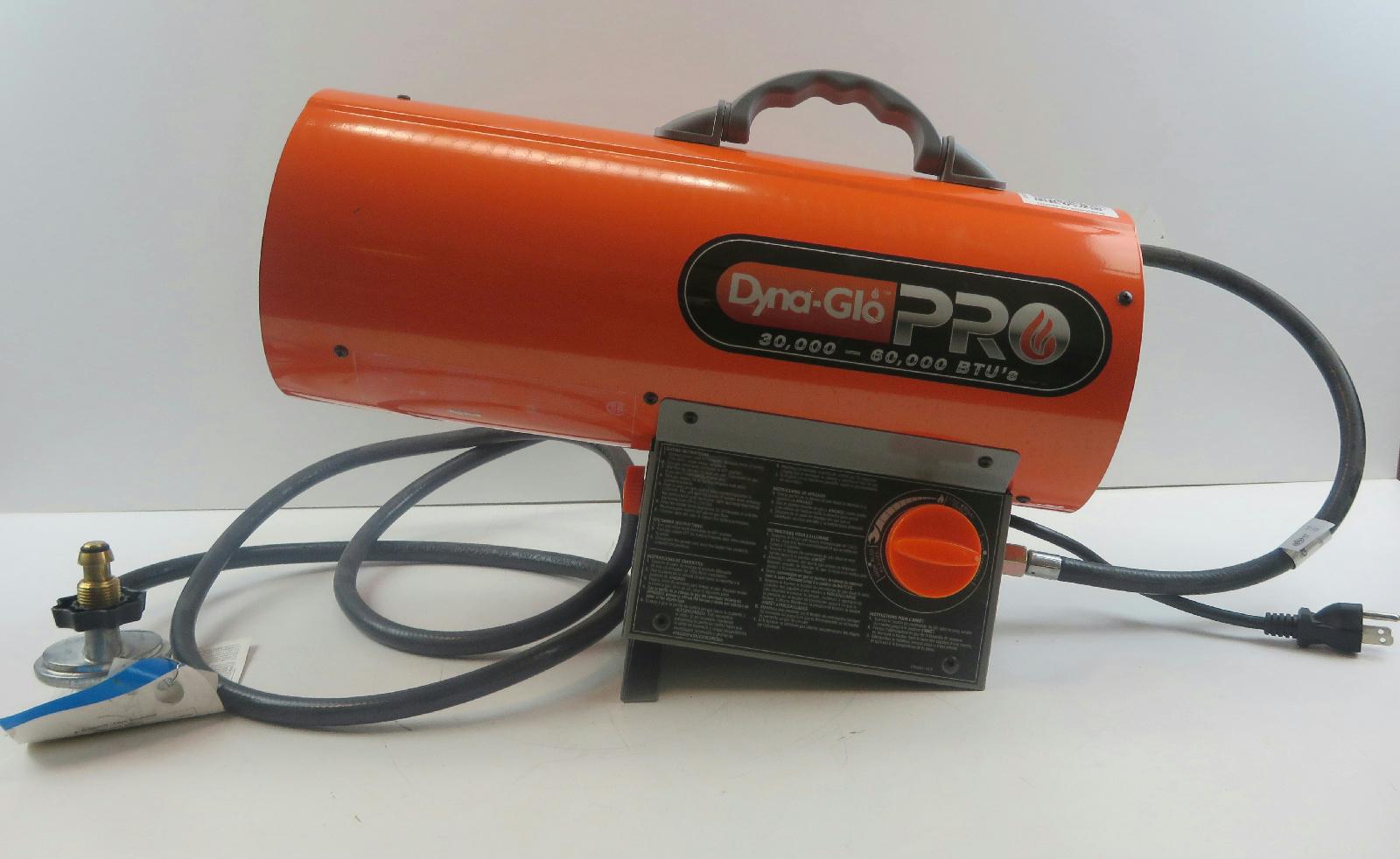 Dyna Glo Pro Heater Forced Air Kerosene 30 000 60 000